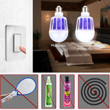 LED Insects Killer Bulb