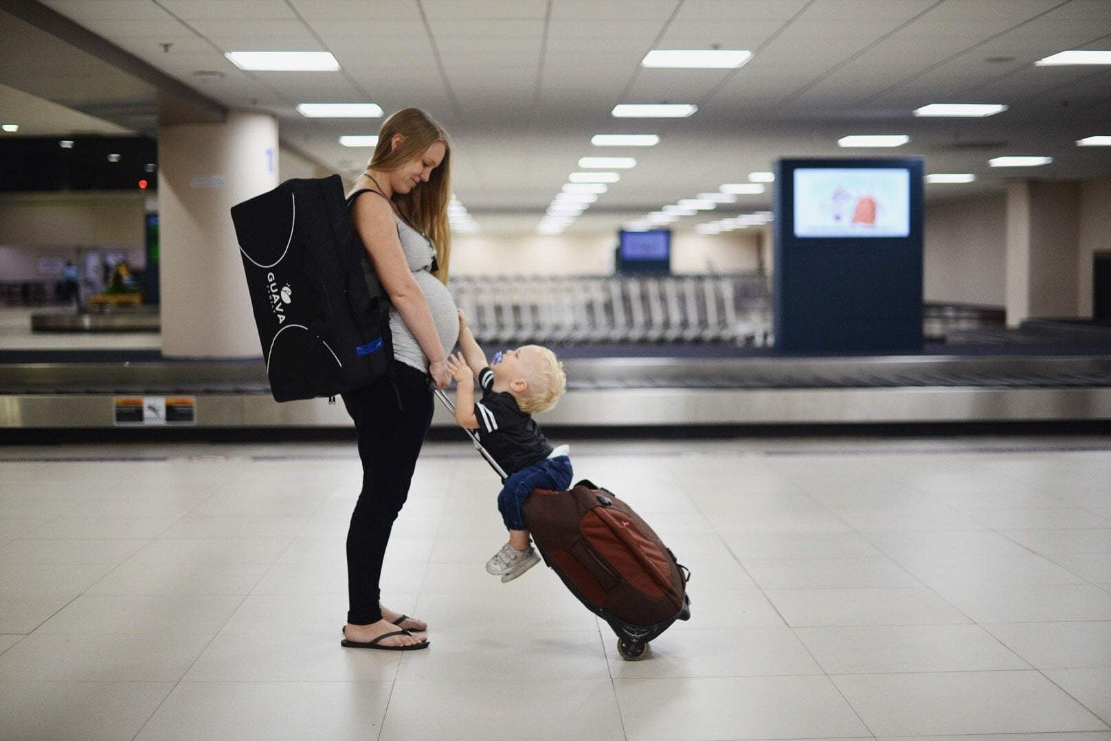 Real Moms Share: Travel Tips for Baby and Toddler