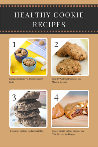 The Best Healthy Cookies Kids Recipes on Yummly | Healthy Cookie Dough Blizzard, Healthy Pumpkin Cookies Kids Love, Healthy Cookie Dough Bites.