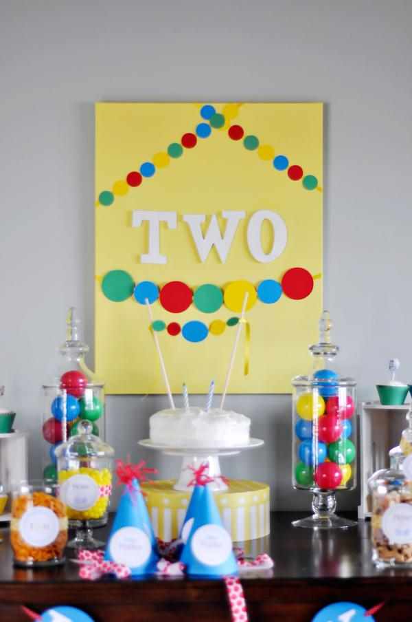 Let S Have A Ball Themed Birthday Party Ideas Guava Family