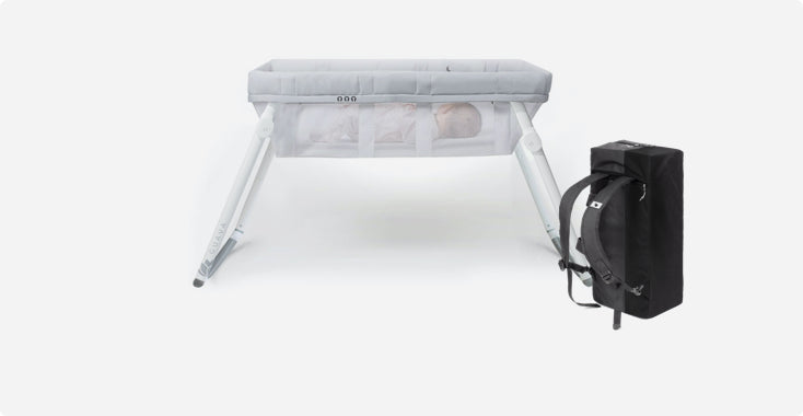 Bassinet Kit & Crib Bundle