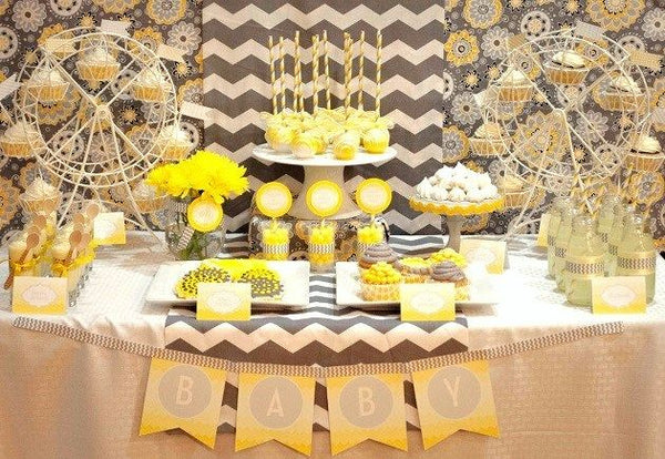 Ideas For Baby Shower Themes