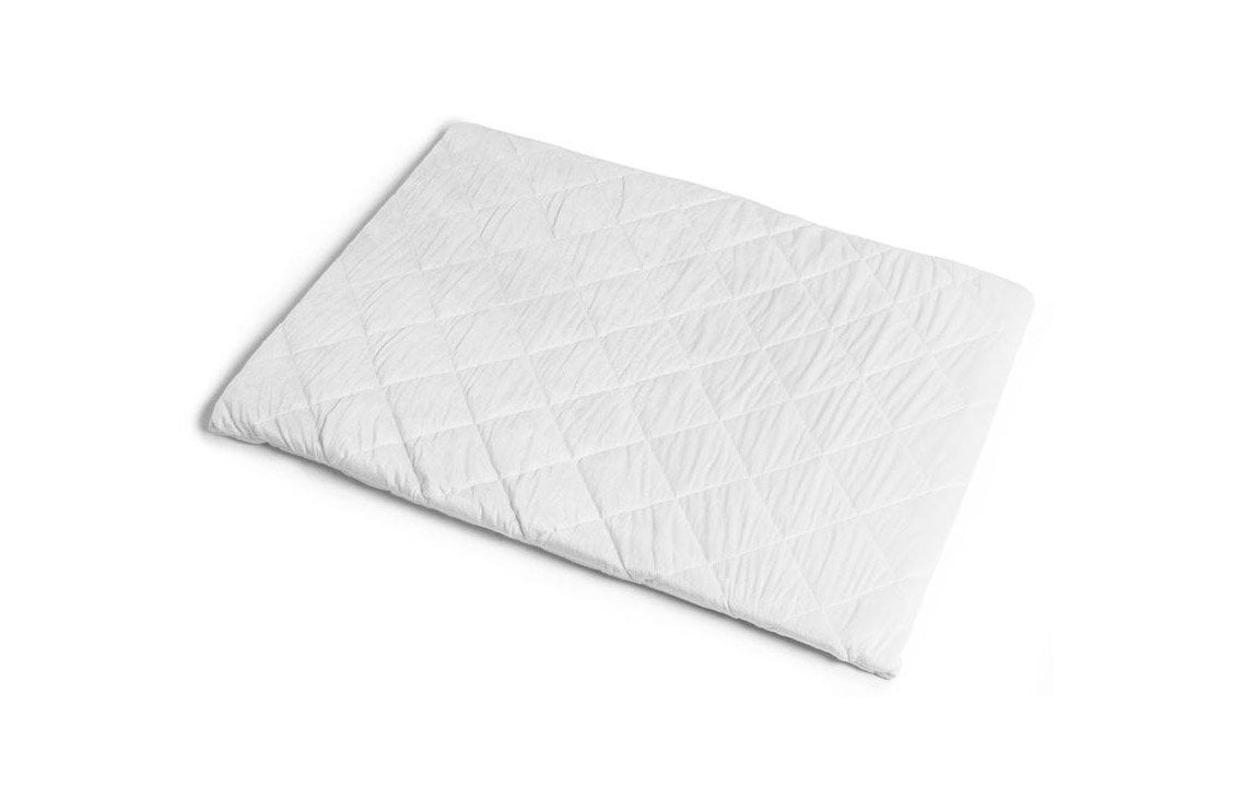 Plush Quilted Sheet For Lotus Everywhere Travel Crib