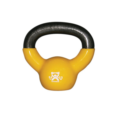 Kettlebells Yellow - 5 lb