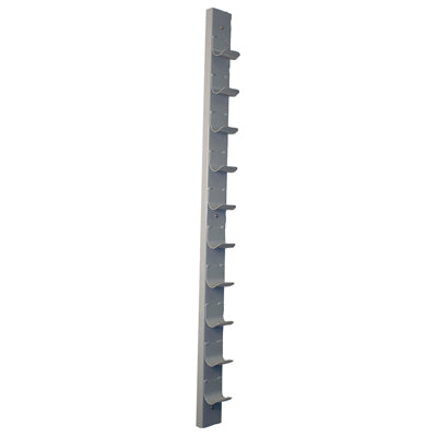 Dumbbell Wall Rack - 10 Dumbbell Capacity