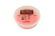 Load image into Gallery viewer, Antimicrobial exercise putty, red, 2 ounce
