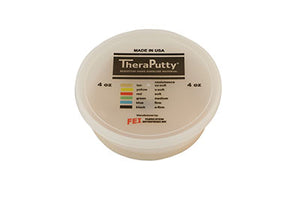 Exercise putty, tan, 3 ounce