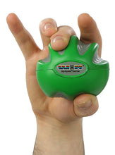 Load image into Gallery viewer, Digi-Squeeze hand/finger exerciser, medium, green, large