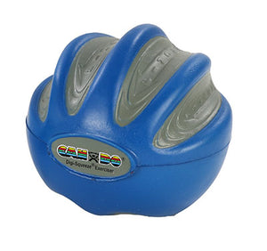 Digi-Squeeze hand/finger exerciser, heavy, blue, medium