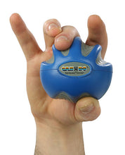 Load image into Gallery viewer, Digi-Squeeze hand/finger exerciser, heavy, blue, medium