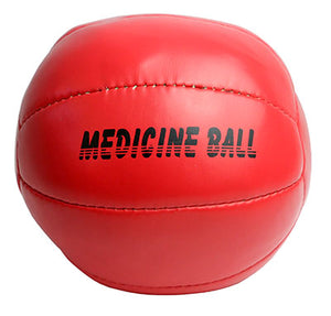 7.5 inch ball 2 kg, 4.4 lb, red