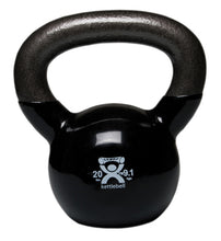 Load image into Gallery viewer,  Kettlebells Black - 20 lb