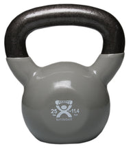 Load image into Gallery viewer,  Kettlebells Silver - 25 lb