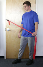 Load image into Gallery viewer, Door (nub) anchor with webbing loop for band/tubing
