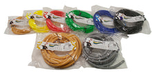 Load image into Gallery viewer, Latex Free Exercise Tubing - 25' roll - Yellow - x-light