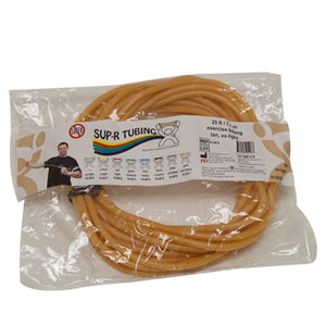 Latex Free Exercise Tubing - 25' roll - Tan - xx-light