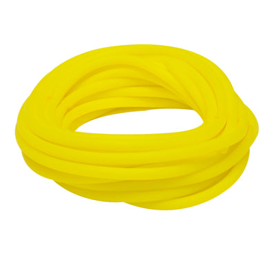 Latex Free Exercise Tubing - 25' roll - Yellow - x-light