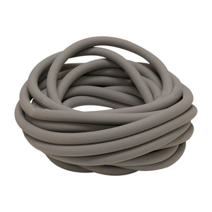 Latex Free Exercise Tubing - 25' roll - Silver - xx-heavy