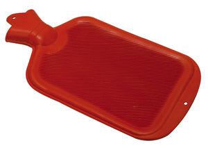 Hot water bottle, 2 quart