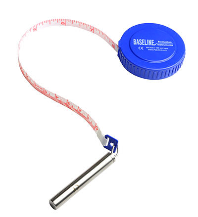 Gulick measurement tape, plastic case