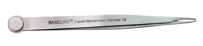 Stainless steel 2-point discriminator
