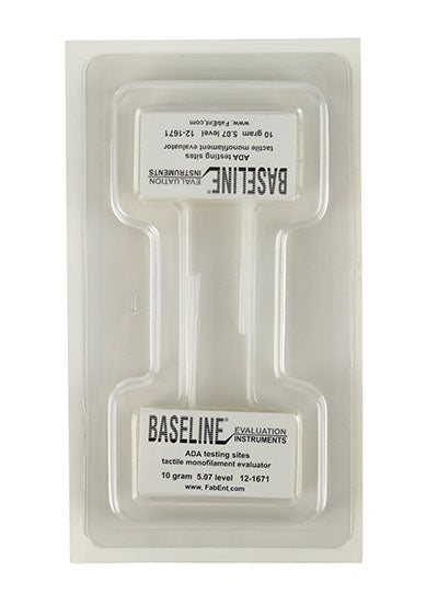Disposable Baseline Tactile monofilament evaluator