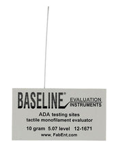 Load image into Gallery viewer, Disposable Baseline Tactile monofilament evaluator w/sleeve