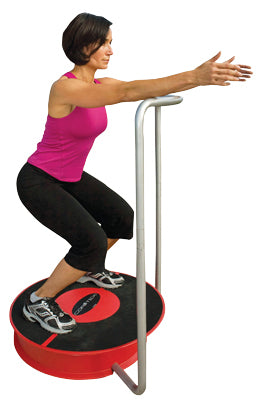 Core-Tex balance platform with handle (complete)
