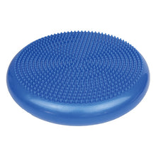 Load image into Gallery viewer, Inflatable vestibular seating/standing disc, blue