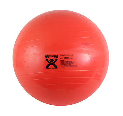 Inflatable Ball, Red, 55cm (21.7in)