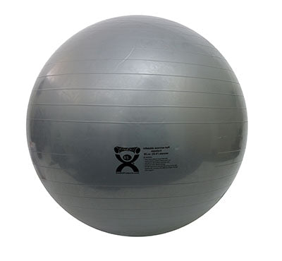 Inflatable Ball, Silver, 85cm (33.5in)