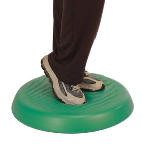 "Aerobic Pad - Green - 20"" diameter, case of 10"