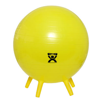 Inflatable ball-yellow-45 cm (17.7
