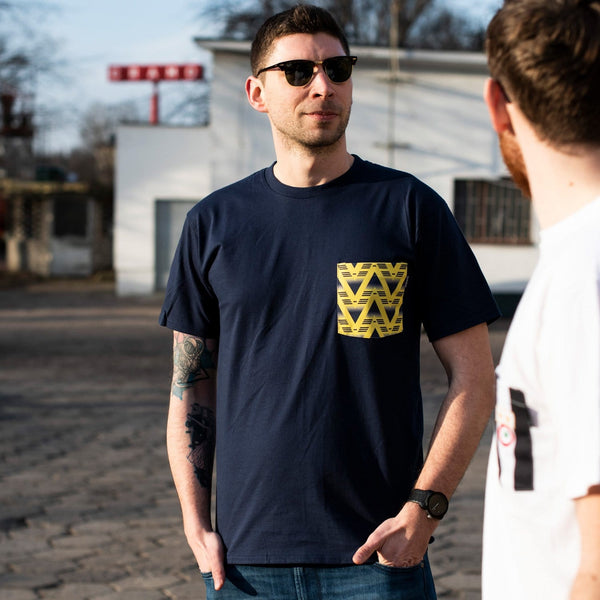 Wright & Merson Arsenal '91 Pocket-Tee