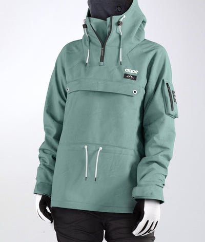 Annok Jacket Faded Green