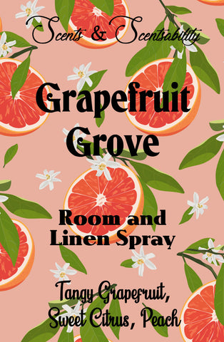 Grapefruit Grove Room Spray