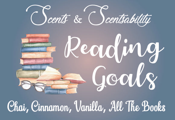 Reading Goals Wax Tart