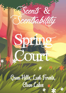 Spring Court Perfume