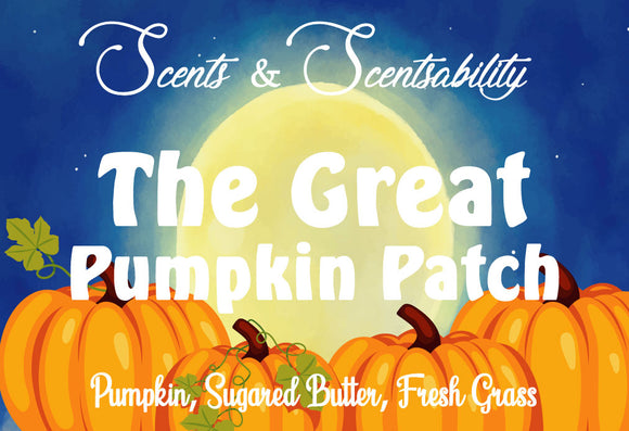 The Great Pumpkin Patch Wax Tart