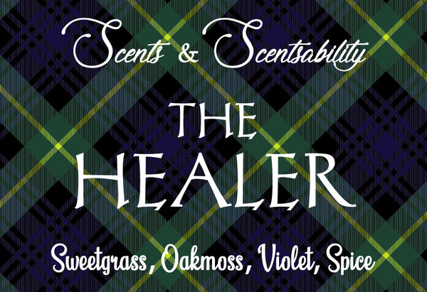 The Healer Wax Tart