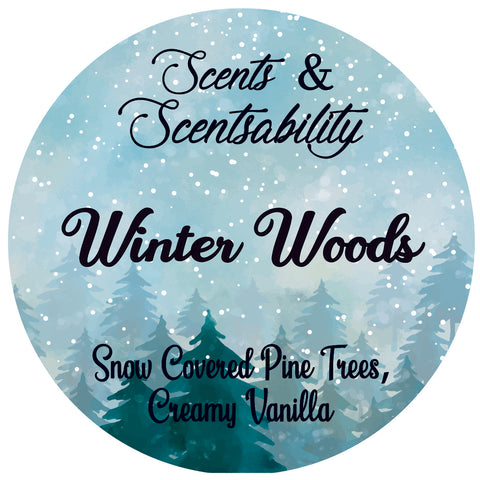 Winter Woods Body Scrub
