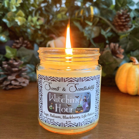 Witching Hour Candle