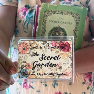 Secret Garden Wax Tart