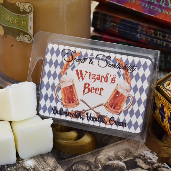 Wizard's Beer Wax Tart