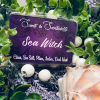 Sea Witch Wax Tart