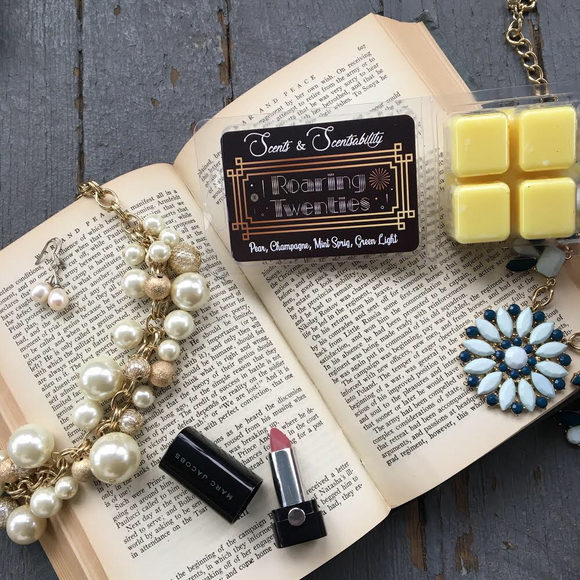 Roaring Twenties Wax Tart