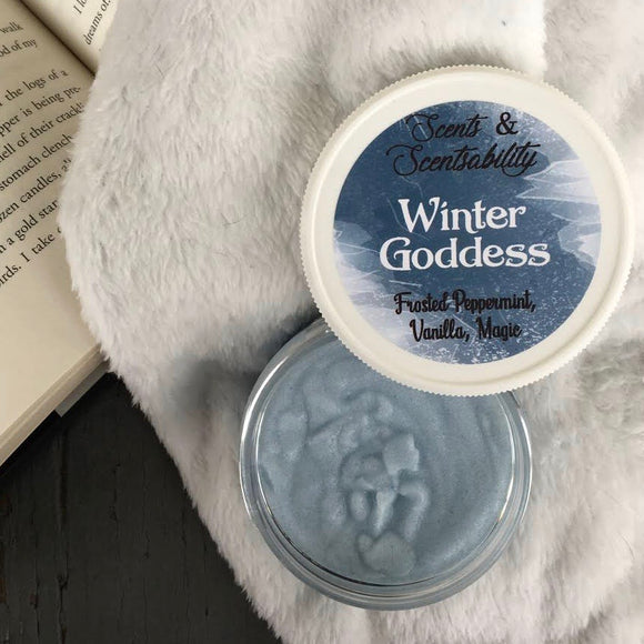 Winter Goddess Body Scrub