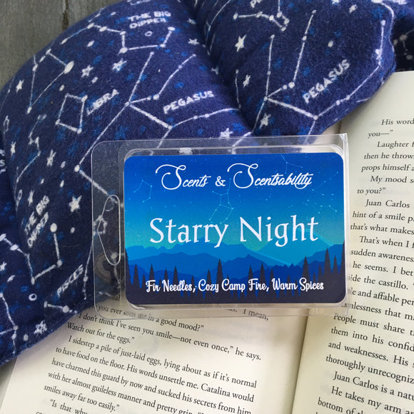 Starry Night Wax Tart