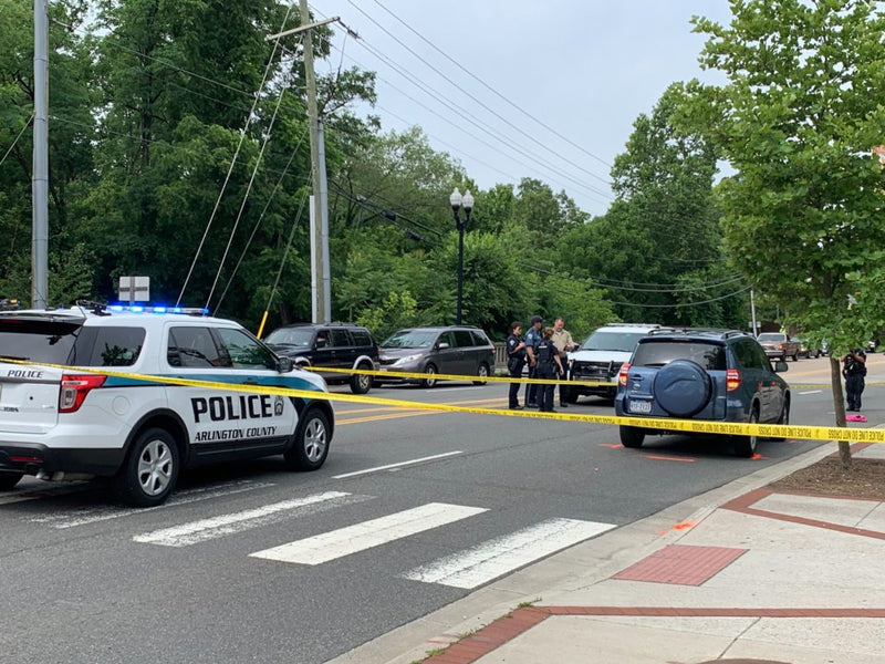 Two Pedestrians Killed in Arlington County