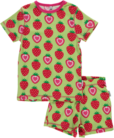 Maxomorra - Strawberry Short Pyjamas